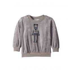 Frog Terry Sweatshirt (Infant/Toddler/Little Kids/Big Kids)