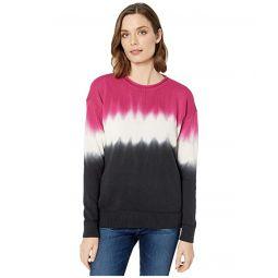 LAUREN Ralph Lauren Color-Blocked Cotton Sweater