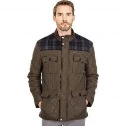 29 Essential Quilt Mixed Media Multi Pocket Jacket
