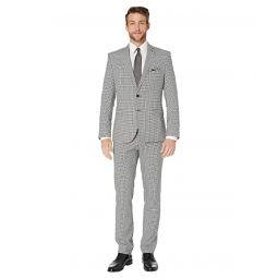 Nick Graham Gingham Plaid Suit