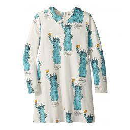 Liberty All Over Print Collar Dress (Infant/Toddler/Little Kids/Big Kids)