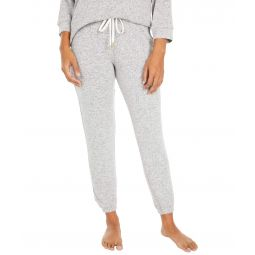 Brushed Sweater Jersey Sleep Joggers
