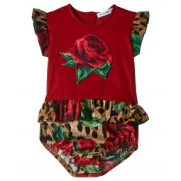 Dolce & Gabbana Kids D&G One-Piece (Infant)