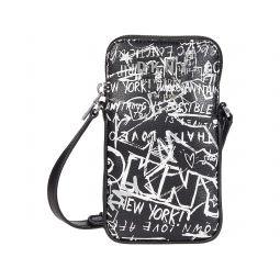 DKNY Erin Northu002FSouth Phone Crossbody