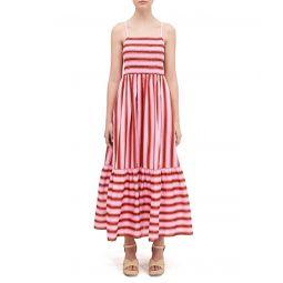 Kate Spade New York Calais Stripe Smocked Dress