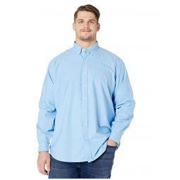 Polo Ralph Lauren Big & Tall Big & Tall Long Sleeve Garment Dyed Oxford