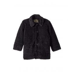 Faux Fur Jacket (Infant/Toddler/Little Kids/Big Kids)