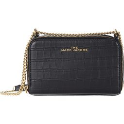 Marc Jacobs The Everyday Croc Embossed Crossbody