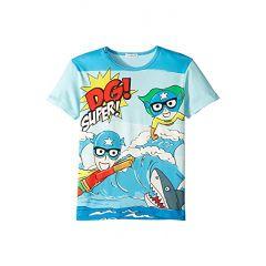 Dolce & Gabbana Kids Mare T-Shirt (Big Kids)