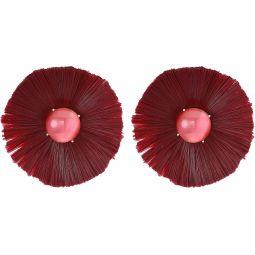 Kate Spade New York Posh Poppy Studs Earrings
