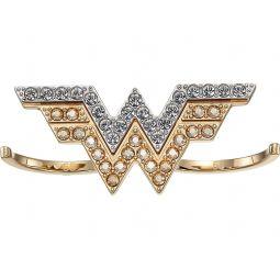 SWAROVSKI Fit Wonder Double Ring