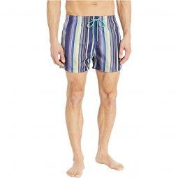 Maharan Stripe Swim Shorts