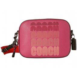 Coach Print Camera Bag
