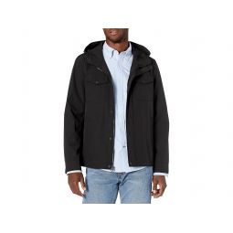 Arctic Cloth Hooded Rain Slicker Jacket