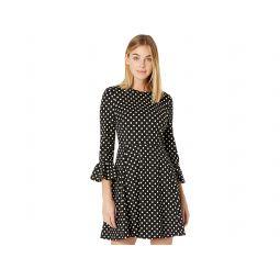 Kate Spade New York Lady Dot Ponte Dress