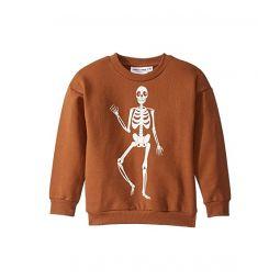 Skeleton Sweatshirt (Toddler/Little Kids/Big Kids)