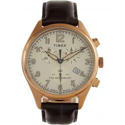 Timex 42 mm Waterbury Traditional Chrono
