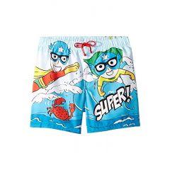 Dolce & Gabbana Kids D&G Sea Swim Trunks (Little Kids)