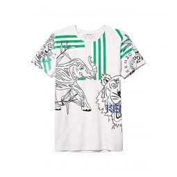 Multi Iconics T-Shirt (Big Kids)