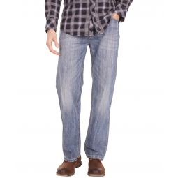 Double Barrel Relax Fit Straight in Medium Vintage M0S6162