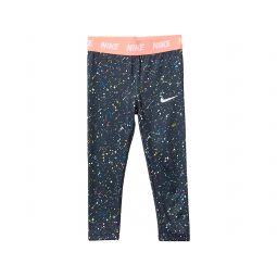 Nike Kids Dri-FIT All Over Print Leggings (Toddler)