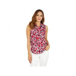 Tommy Hilfiger Sleeveless Floral Shirt