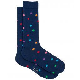 Otis Polka Dot Sock