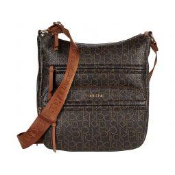 Calvin Klein Kiara Signature Messenger Bag