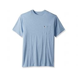 Big and Tall T Shirt With Pocket