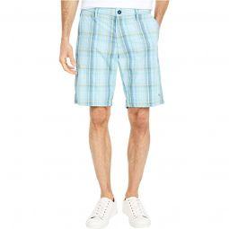 Sea Sport Plaid Shorts
