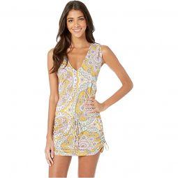 Alhambra T-Back Mini Cover-Up Dress