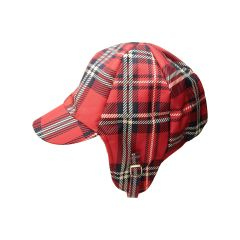 mini rodini Alaska Check Cap