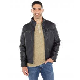 26.5 Zip Front Trucker Jacket