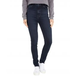 1212 Runway High-Rise Slim Straight in Nocturne