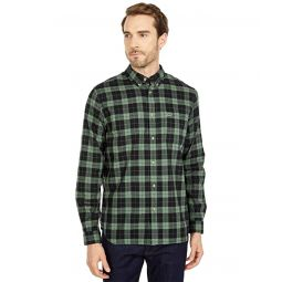 Lacoste Long Sleeve Casual Checked Pattern Chest Pocket Shirt
