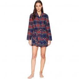 Ultra Soft Flannel Robe
