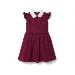 Janie and Jack Eyelet Dress (Toddleru002FLittle Kidsu002FBig Kids)