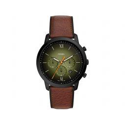 Neutra Chrono Chronograph Leather Watch - FS5868