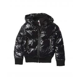 Shiny Puffer Flurry Coat (Toddler/Little Kids/Big Kids)