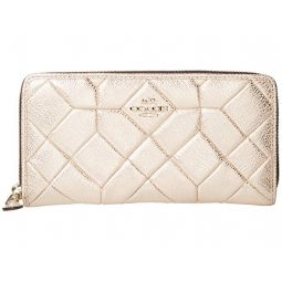 Canyon Quilted Accordian Zip