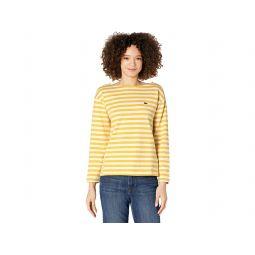 Lacoste Long Sleeve Jersey Stripes Tee