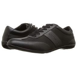 Leather/Nylon Sneaker