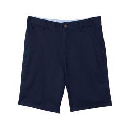 Janie and Jack Linen Flat Front Shorts (Toddleru002FLittle Kidsu002FBig Kids)