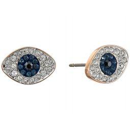 Symbolic Protection Eyes Stud Pierced Earrings