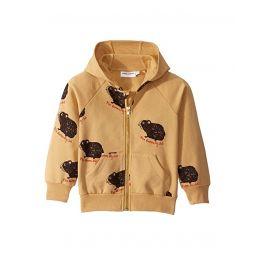 Guinea Pig Zip Hoodie (Toddler/Little Kids/Big Kids)