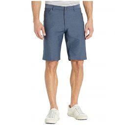 Ultimate Heather Five-Pocket Shorts