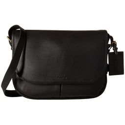 Core Leather Messenger
