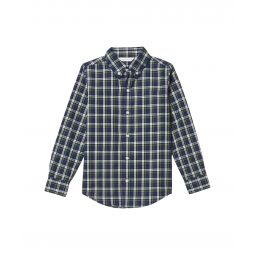 Plaid Button-Up Shirt (Toddler/Little Kids/Big Kids)