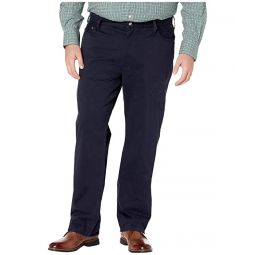 Big & Tall Five-Pocket Sateen Pants
