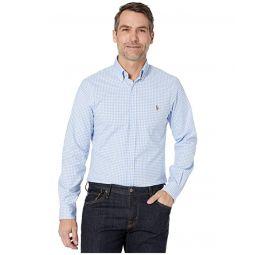 Polo Ralph Lauren Slim Fit Stretch Oxford Shirt